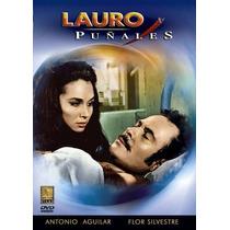 Dvd Cine Mexicano Moderno Lauro Puñales Antonio Aguilar Tamp