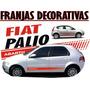 Calco Fiat Palio Lateral