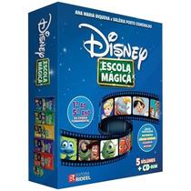Coleção Disney Escola Mágica Ensino Fundamental + Brinde