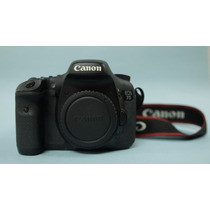 Camara Profesional Canon 7d