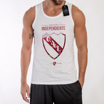 Musculosa Club Atlético Independiente Para Hombre