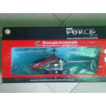 Helicoptero Grande Coaxial A Control Remoto Force 8006 Xtr