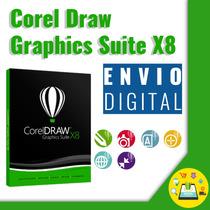 Corel Draw Graphics Suite X8 Compatible Con Windows 10
