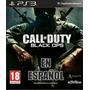 Call Of Duty Black Ops + Dlc En Español | Mza Games | Ps3