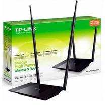 Router Tp-link Tl-wr841hp +9dbi Rompe Muros Alta Potencia