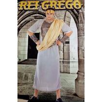 Fantasia Deus Grego Masculina M
