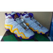 Tenis Adidas Kobe Bryant Crazy 8 Lakers 10us 28cm 8mx