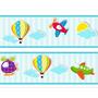 Cinta Decorativa Infantil, Cenefas Personalizadas En Vinil