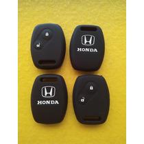 Funda De Silicon Control Remoto Honda 2 Botones Envio Gratis