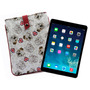 Capa Case Protetora Para Tablet Em Couro Sintético