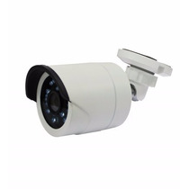 Câmera Flex Gravo 1.0m Tvi/ Cvi/ Ahd/ Anal. Lente 3.6m 20mts