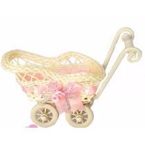 Lembrancinhas Carrinho Bebê Aramado Chá De Bebê Lindo !!!