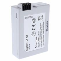 Bateria Canon Lp E8 Eos 100d 550d 600d 650d 700d Kiss X4 X5