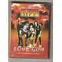 Kiss * Love Gun * En Vivo En Argentina * Nuevo * Dvd * *
