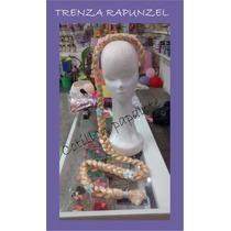 Rapunzel Trenza Extra Larga Disfraz Princesa Frozen Peluca