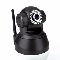 Câmera Ir Ip Wifi Visão Noturna Antena Frete Grátis + Brinde