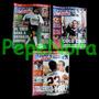 ¬¬ Revista Fútbol Deporte Total Nº495 - 496 - 497 Año 1998