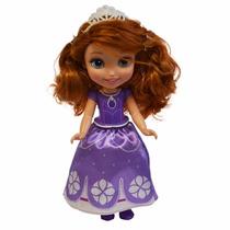 Boneca Disney Princesinha Sofia Tempo De Beleza - Sunny 1627