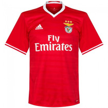Jersey Adidas Benfica Portugal 2016-17 Local Original C/num