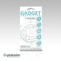 Mica Para Celular Crystalusion, Basada En Nanotecnología