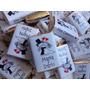 100 Chocolate Personalizado Souvenir Babyshower Regalo