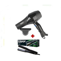 Kit Secador Profissional Smart 110e220v +chapinha Taiff180°