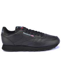 Tênis Reebok Classic Cl Leather Int Black 2267