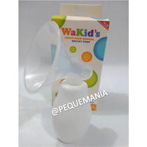Extractor De Leche Manual Wakids