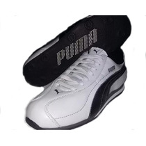 Zapatillas Puma De Cuero