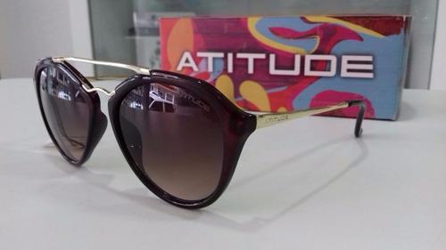 Solar Atitude  Óculos De Sol  Ótica Online - R  136,90 em Mercado Livre 25497337b8