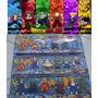 18 Bonecos Dragon Ball Z Kit Dragonball Anime Articulados
