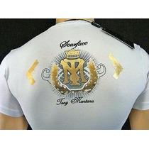 Camisa Dolce & Gabbana Scarface P E M Armani Ea Ga