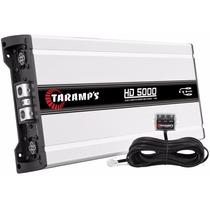 Amplificador Taramps Hd5000 - 5000 Watts - 1 Ou 2 Ohms