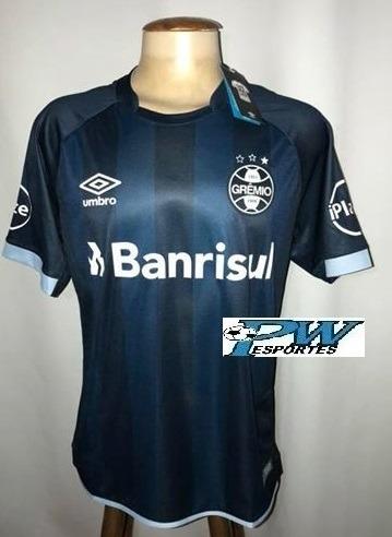 e4295dc143306 Camisa Grêmio Marinho 2018  9 Jael De Jogo - R  229