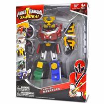 Boneco Power Rangers Samurai Megazord 30cm - Bandai
