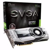 Placa De Video Nvidia Geforce Gtx 1080 Founde Edition Mmtech