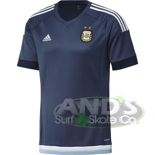 07ff60c75e132 Camisa Seleção Argentina Home 2016 S n° Torcedor adidas Masc - R ...
