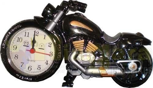 465d548ea52 Moto Relógio-despertador-modelo harley Davison-frete.grátis! - R  57 ...