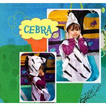 Disfraz Animales Perro Vaca Mono Cebra Pato Concert Acto