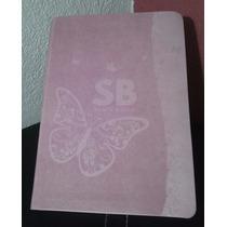 Biblia Rvr60 Letra Grande Manual Juvenil Rosa