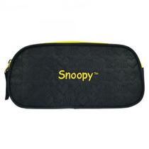 Estojo Snoopy | Cor: Preto - Et40157sn-2 - Catmania