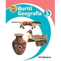 Livro Buriti - Geografia - 5º Ano Varios