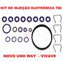Kit Reparo Injeção Eletronica Tbi Novo Uno Wai Vivace