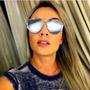 Óculos De Sol Famosas Moda Blogueira Technologic Espe + Case