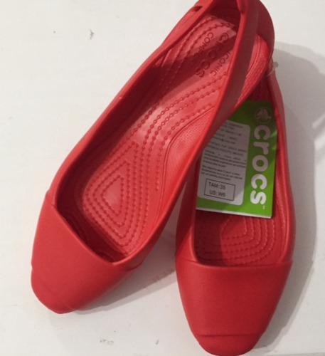 c6158b8c1 Crocs Sapatilha Siena Original C Frete Gratis Pronta Entrega - R  149