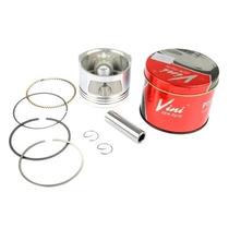 Pistão Kit C/ Anéis Shineray Xy50 P/70 0,25