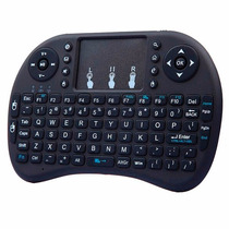 Mini Teclado Qwerty Wireless S/ Fio Celular Smart Tv Pc A76