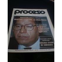 Proceso - Entrevista Con El Prófugo Martínez Soriano,#702,90