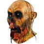 Máscara De Látex De Halloween Zombie Lengua