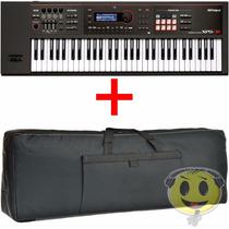 Teclado Sintetizador Roland Xps 30 + Gig Bag - Loja Kadu Som